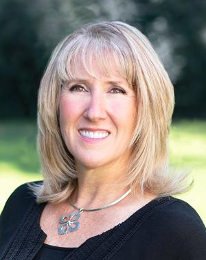 Pastor Sally Curtis