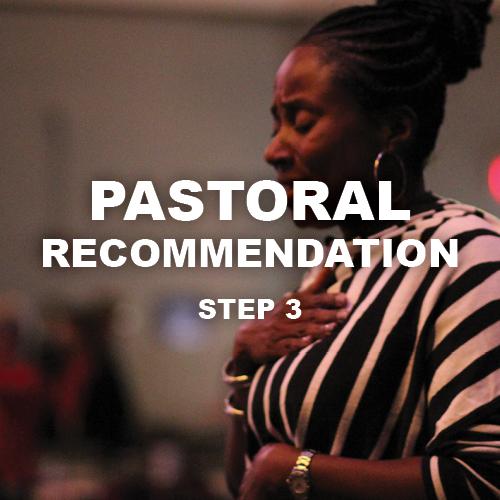 Pastoral Recommendation